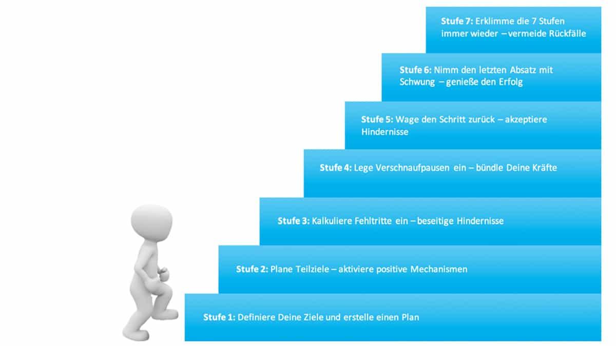 7 Stufen Dirk Schmidt