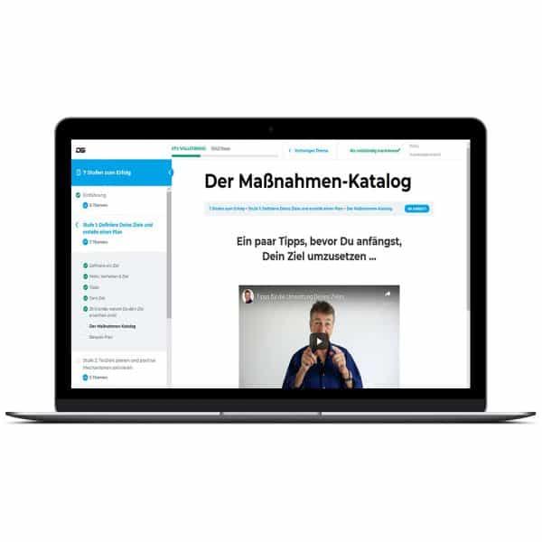 Dirk Schmidt Online-Kurs
